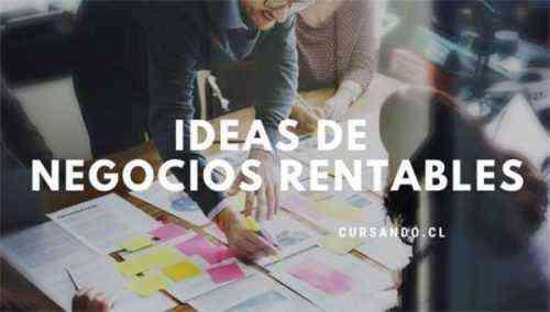 10 ideas viables de pequeñas empresas para un proyecto escolar en 2020