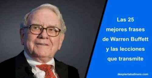 7 mejores lecciones de negocios e inversiones de Warren Buffett