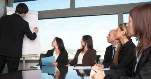 7 pasos para desarrollar un programa de capacitación para el lugar de trabajo