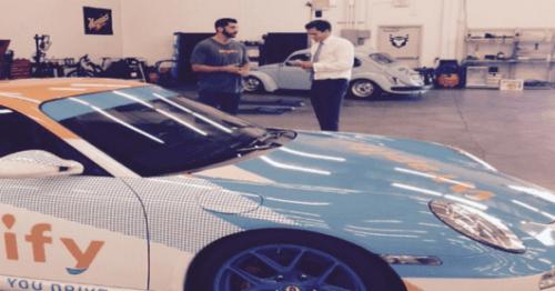 Cómo obtener publicidad paga para las compañías en su automóvil