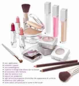 ¿Cuánto cuesta comenzar una línea de maquillaje?