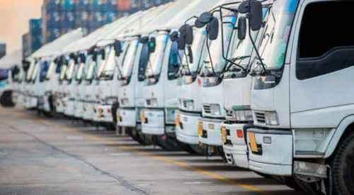 Ganar dinero en el arrendamiento de camiones con contrato para empresas de transporte