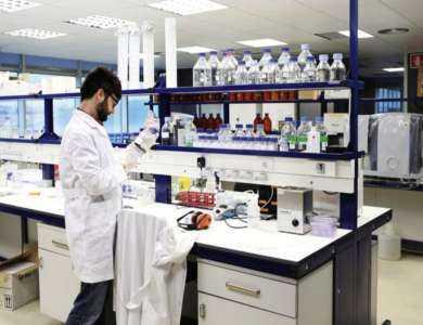 Iniciar un negocio de biotecnología