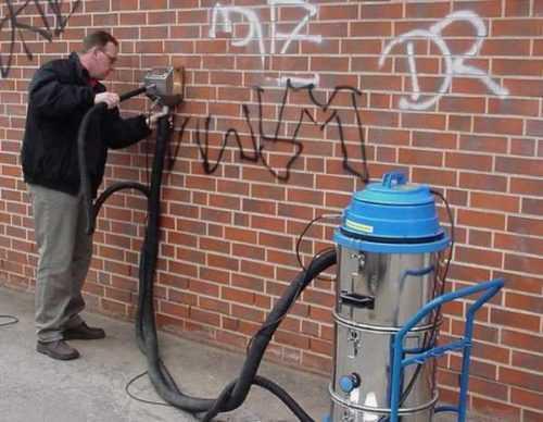 Iniciar un negocio de eliminación de graffiti