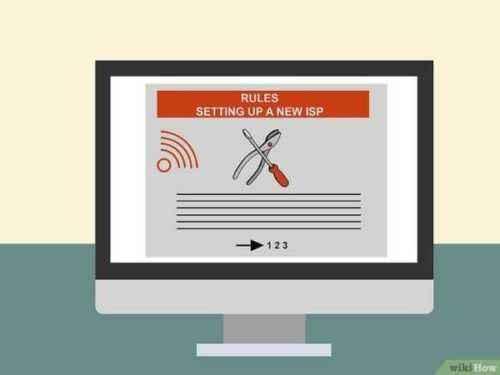 Iniciar un negocio de proveedor de servicios de Internet