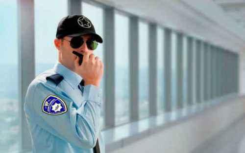 Iniciar una compañía de guardias de seguridad armados privados