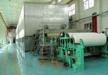 Inicio de un negocio de fabricación de papel de seda
