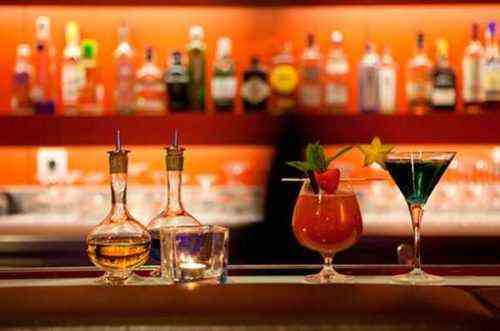 Inicio de un servicio de barman móvil: plantilla de plan de negocios de muestra