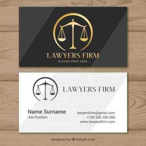 Inicio de una agencia de abogados de inmigración: plantilla de plan de negocios de muestra