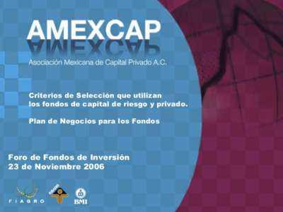 Inicio de una empresa de capital privado: plantilla de plan de negocios