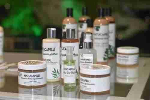 Inicio de una línea de productos naturales para el cuidado del cabello