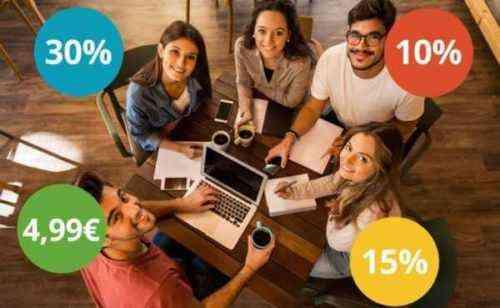 Las 50 mejores ideas de productos comerciales para estudiantes universitarios en 2020