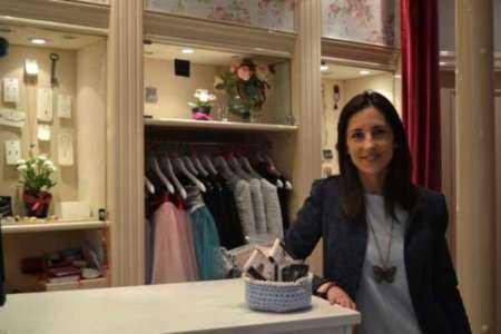 Muestra de proyección financiera del plan comercial de la tienda de ropa