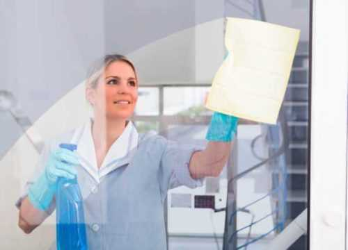 Obtener una póliza de seguro para su negocio de limpieza