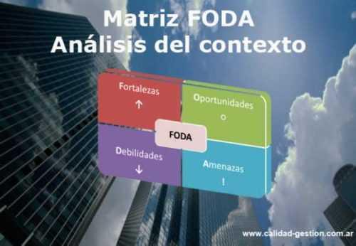 Plan de negocios logístico Análisis FODA