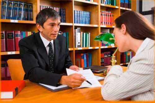 Una muestra de plantilla de plan de negocios de bufete de abogados