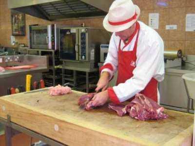 Una muestra de plantilla de plan de negocios de carnicería / carnicería