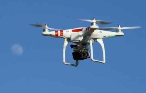 Una muestra de plantilla de plan de negocios de fotografía de drones aéreos