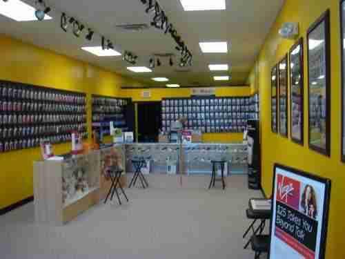 Una muestra de plantilla de plan de negocios de la tienda de artículos de belleza