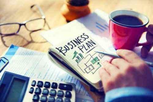 Una plantilla de muestra del plan de negocios de alquiler de oficinas virtuales