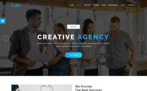 Una plantilla de plan de negocios de empresa de alojamiento web de muestra
