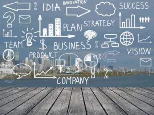 Una plantilla de plan de negocios del Servicio de preparación de impuestos de muestra