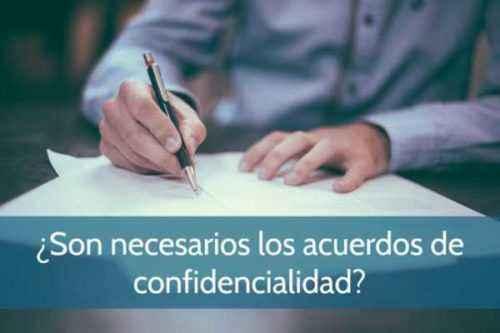 Venta de un negocio: por qué necesita un acuerdo de confidencialidad